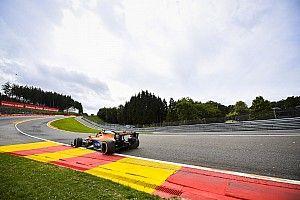McLaren-coureurs blij met renovatie Spa-Francorchamps