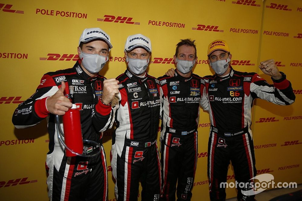 WTCR: Honda conferma Girolami, Guerrieri, Monteiro e Tassi