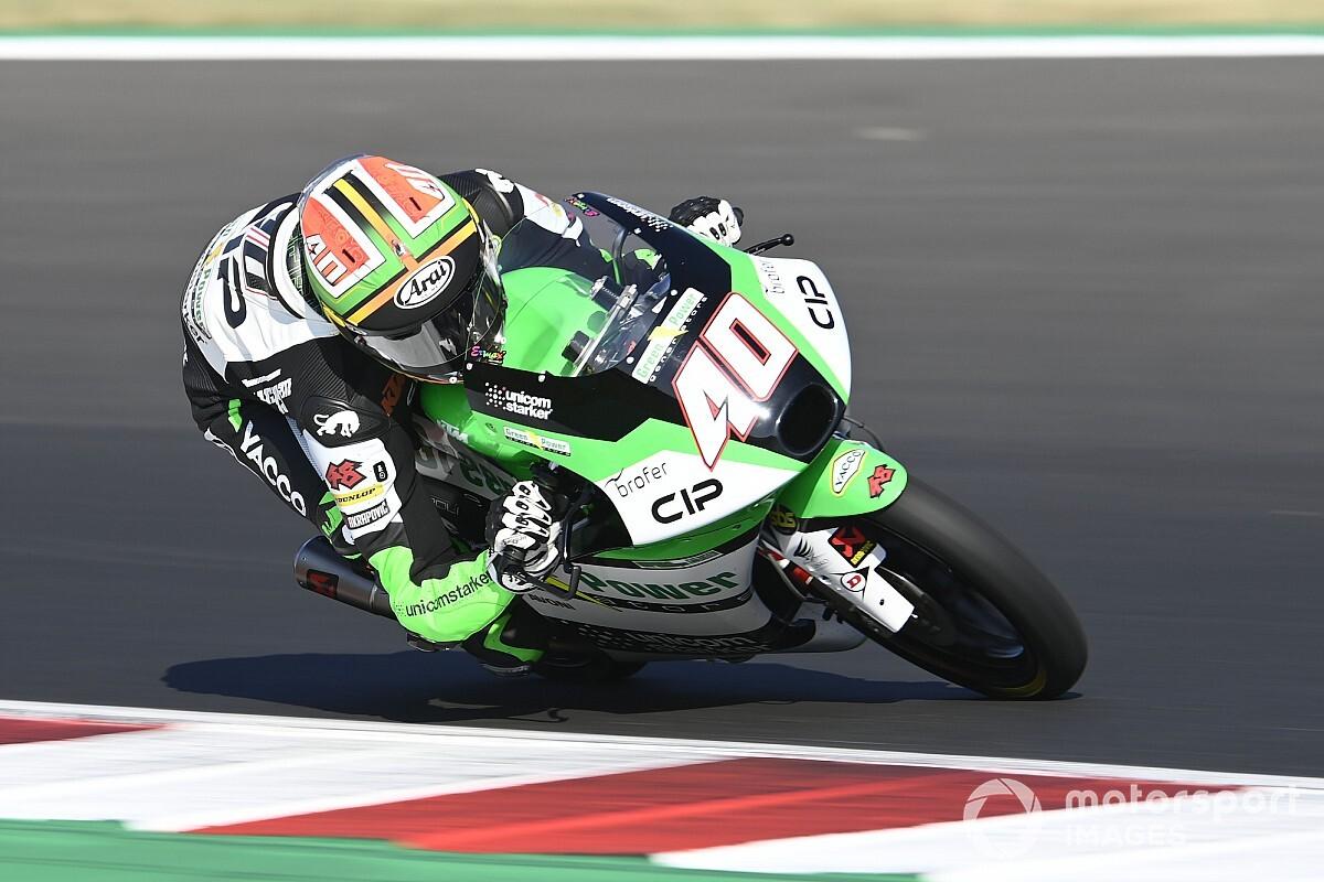 Barcelona Moto3: Binder ilk galibiyetini aldı, Deniz yarış dışı kaldı
