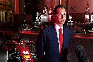 Ferrari boss Elkann named starter of 2021 Le Mans 24 Hours