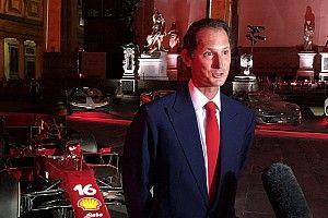 """""""Ferrari debe empezar de nuevo con humildad"""", dice su presidente"""