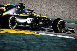 Galeri: Alonso'nun Renault testinden kareler