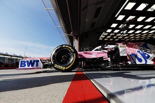 Kolejne testy nowych opon Pirelli
