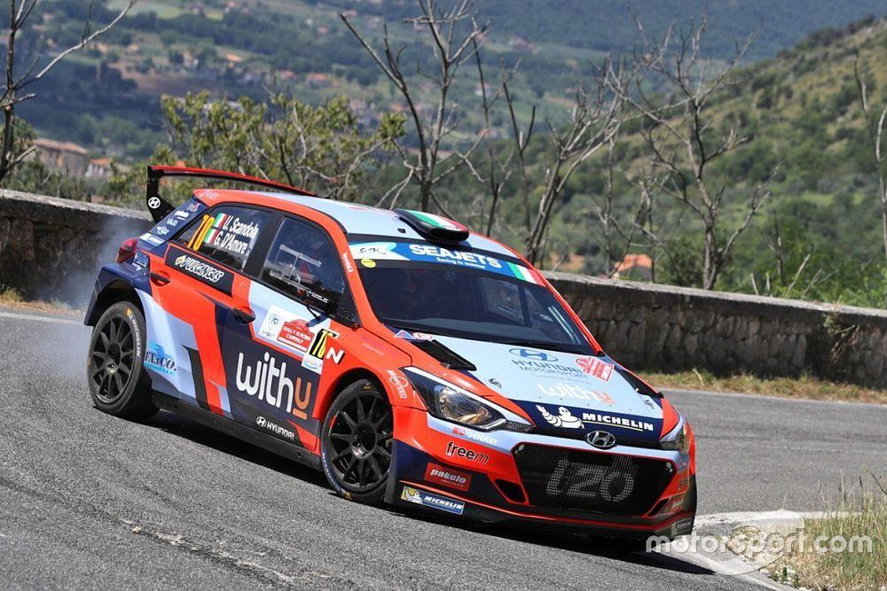 WRC: Scandola al Rally d'Italia con una i20 evoluta