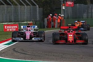 "Ferrari concedes fighting for third will be ""very difficult"""