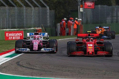 """F1: Ferrari admite que será """"muito difícil"""" lutar pelo terceiro lugar entre construtores"""