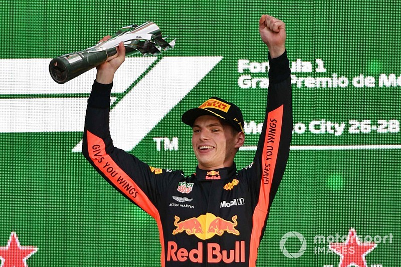 GALERIA: Relembre as cinco vitórias de Verstappen na F1