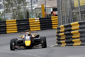 Macau GP: Ticktum pakt pole, Schumacher negende
