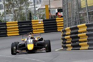 Macau GP: Ticktum grabs pole despite chaos