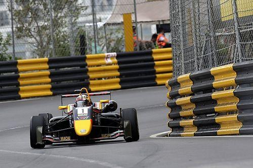 Ticktum mantém ritmo e é pole para corrida classificatória em Macau