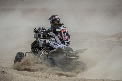 Dakar, Quad, Tappa 9: Andujar ferma la striscia di Cavigliasso, che però ha la gara in pugno