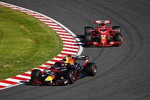 "Verstappen: Vettel drove into my car, 5s penalty ""stupid"""
