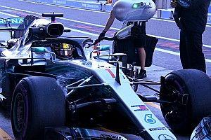 Mercedes ajustó el motor de Hamilton para evitar ser sancionado en Abu Dhabi