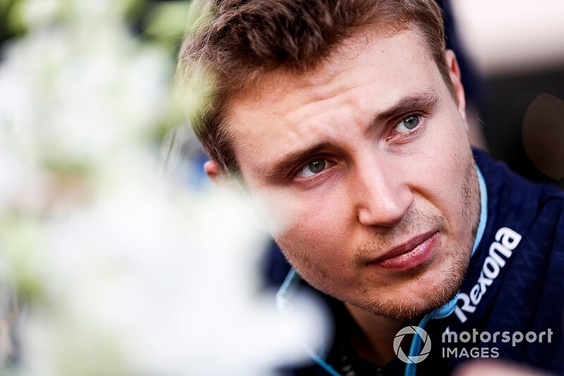 "Sirotkin ""still can't believe"" he's leaving F1"