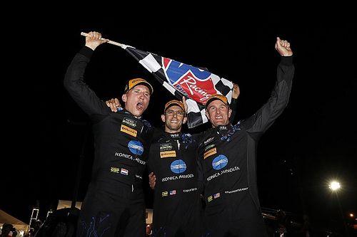 Petit Le Mans: WTR Cadillac snatches win on final lap