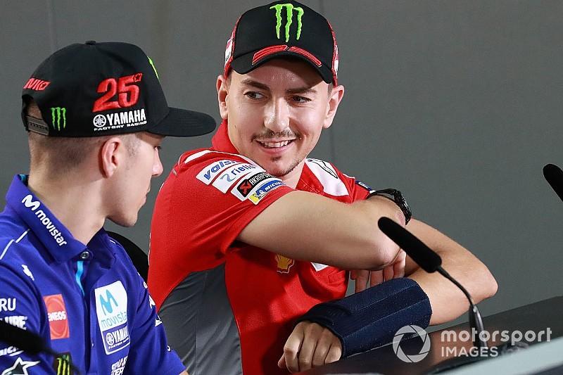 """Lorenzo afrontará su última carrera con Ducati """"al 85%"""""""