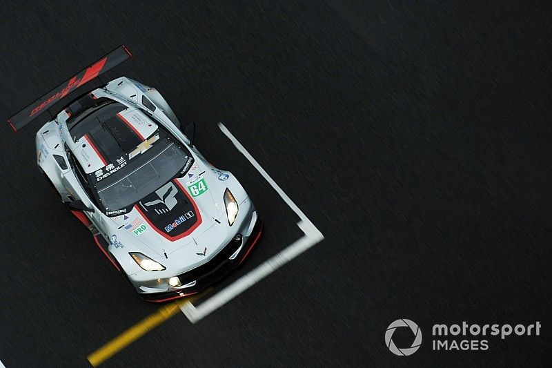 """Gavin: """"A lot more to find"""" from Corvette in WEC spec"""