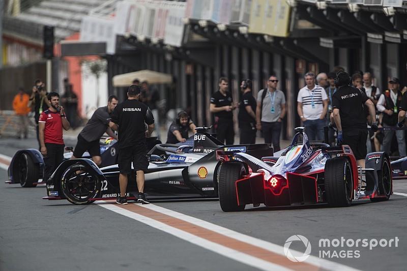 フォーミュラEシーズン5来週開幕! マッサ、バンドーン……F1経験者も多数参戦