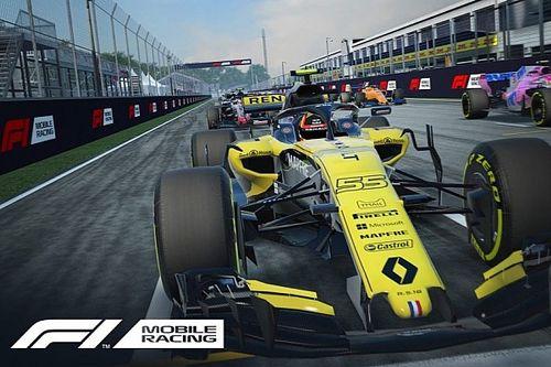 'F1 Mobile Racing', la Fórmula 1 llega a nuestros bolsillos