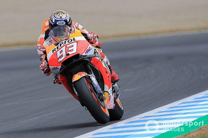 """Márquez: """"Si quiero llevarme el título aquí, tendré que ganar la carrera"""""""