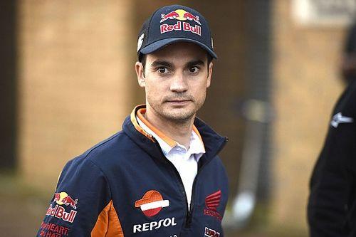 Pedrosa tem fratura dupla na clavícula e perderá testes pela KTM