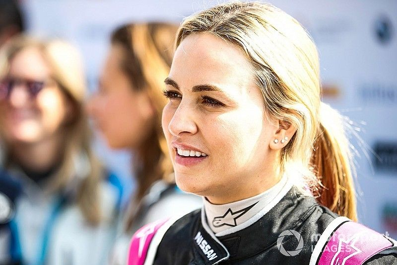 Jorda explains absence from W Series driver selection