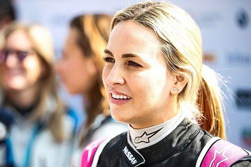 Carmen Jorda explica desistência de W Series