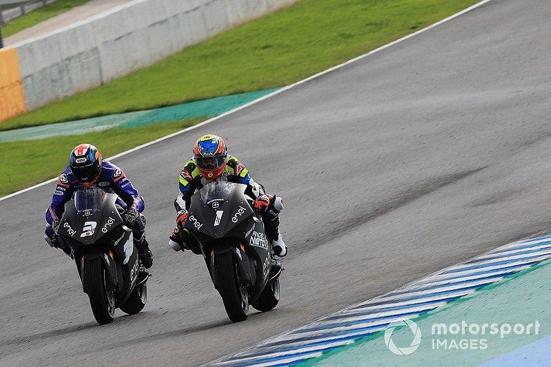 MotoE probará en Valencia antes del arranque del campeonato