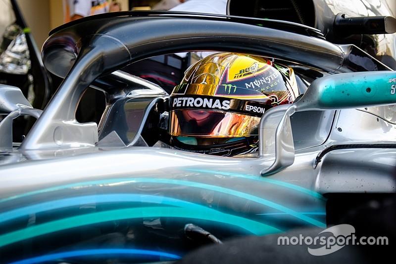 """وولف: الفورمولا واحد شهدت هاميلتون """"جديد"""" هذا العام"""