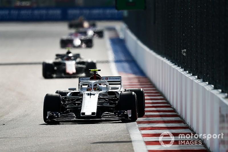 Рекордная серия Sauber и другая интересная статистика Гран При России