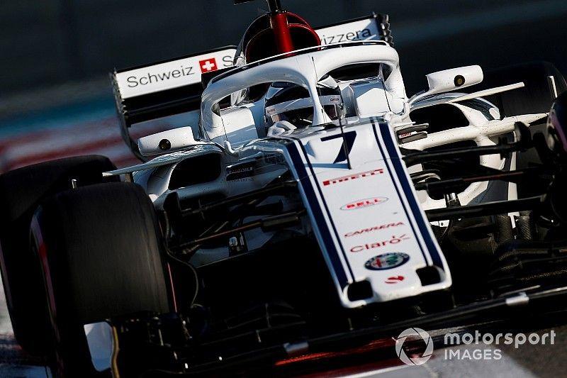 """Räikkönen : """"Sauber a tout pour faire une excellente F1"""""""