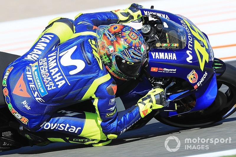 Motor im Fokus: Gemischte Gefühle bei Yamaha nach Valencia-Test