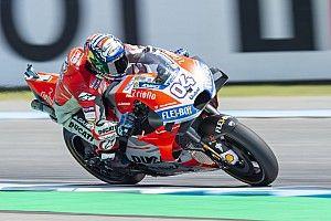 MotoGP日本FP1|ドヴィツィオーゾ最速。中上13位、中須賀15位発進