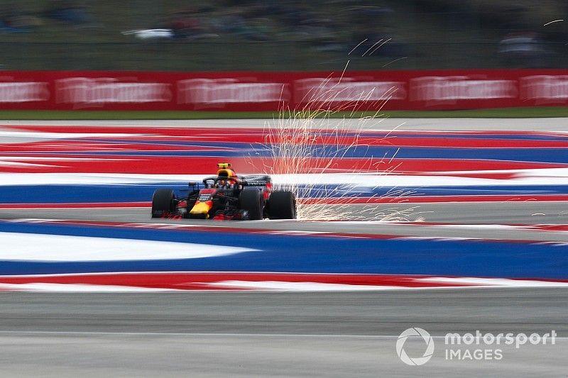 Suspension cassée pour Verstappen, Ricciardo prépare des missiles