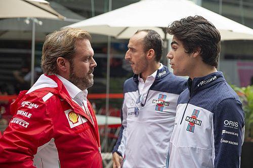 Kubica bejelentés előtt, Szirotkin nem akar tesztpilóta lenni