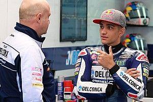 Moto3-Champion Jorge Martin: Knochenbrüche nach Sturz im Moto2-Test