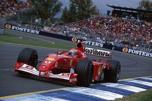 L'histoire de la presque-parfaite Ferrari F2002