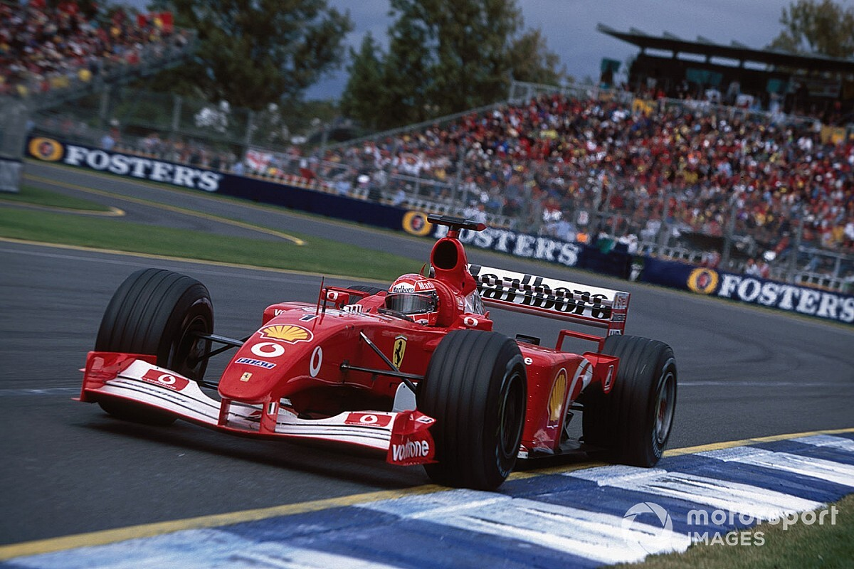 The Story Behind One Of Michael Schumacher S Greatest F1 Cars