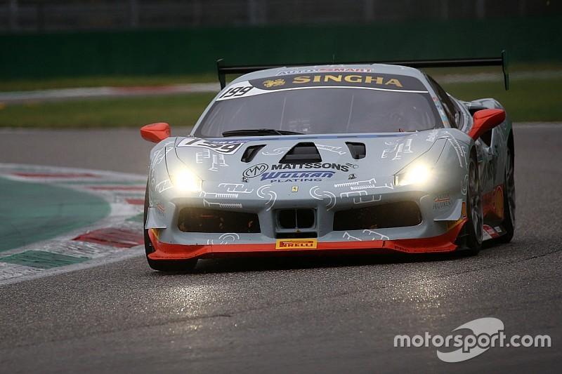 Finali Mondiali Ferrari: Mattsson domina a Monza ed è Campione Coppa Shell AM