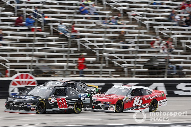 Roush Fenway Racing to shut down Xfinity program