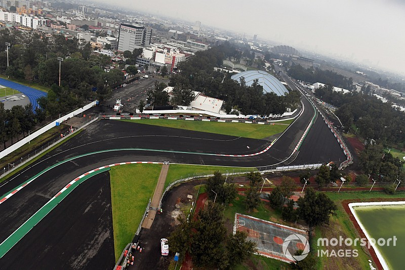 Live: Follow Mexico GP qualifying as it happens