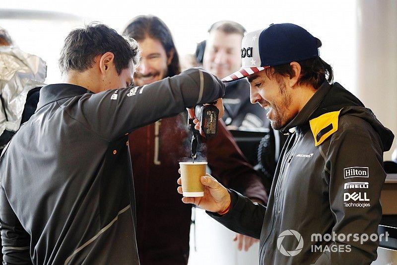 """Alonso: """"Hacer la IndyCar a tiempo completo nunca estuvo en mis planes"""""""