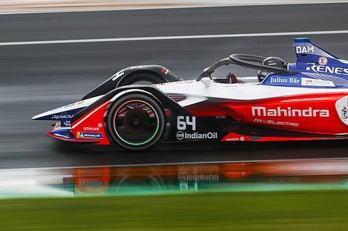 Les plus belles photos des essais de Formule E