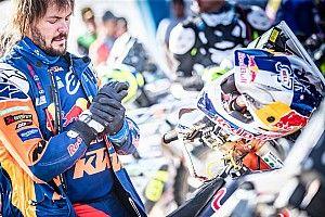 """Dakar lideri Price: Bileğim şu anda adeta """"yanıyor"""""""