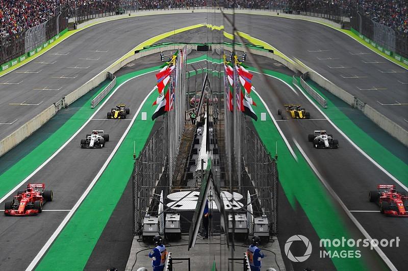 Слухи: Liberty предложила проводить 25 Гран При в год. Но без пятниц