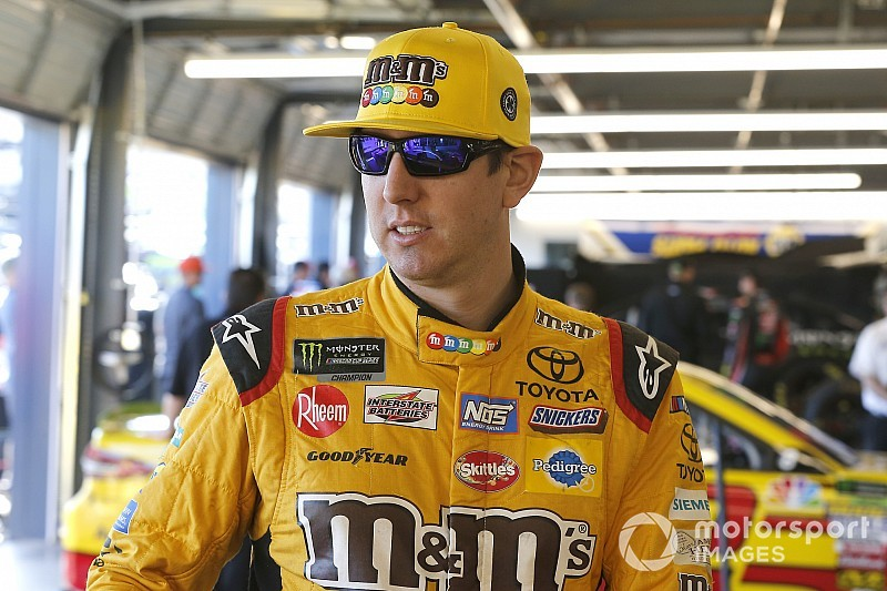 "Kyle Busch: ""Never a need"" to test free market NASCAR waters"