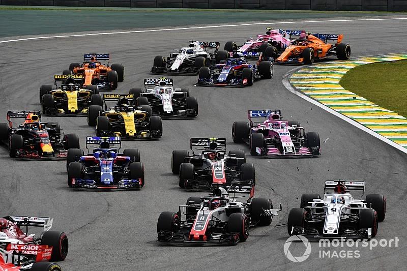 """Tost wil dat Formule 1 meer focust op middenveld: """"Daar moet de sport naartoe"""""""