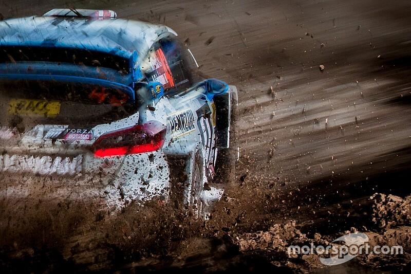 Przymiarki do WRC w USA