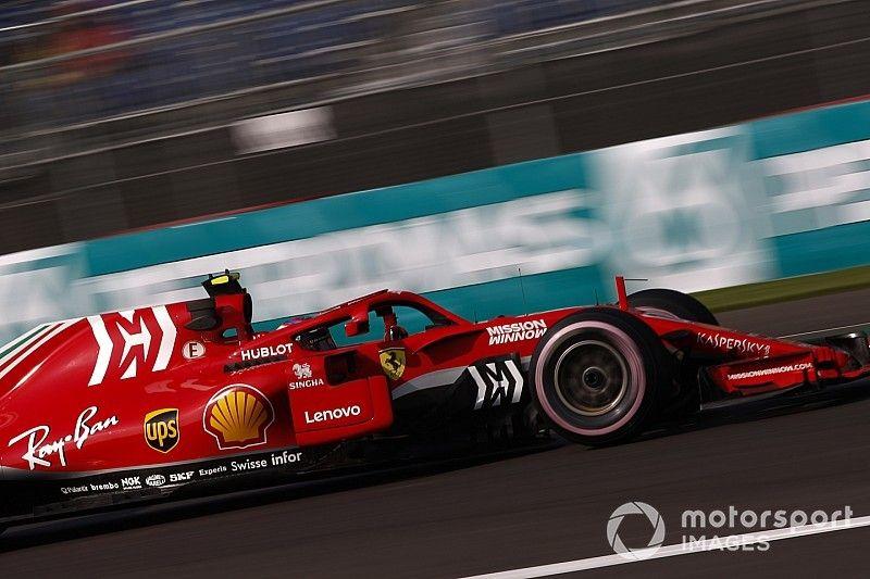 Ferrari no usará su piso nuevo en lo que resta del GP de México