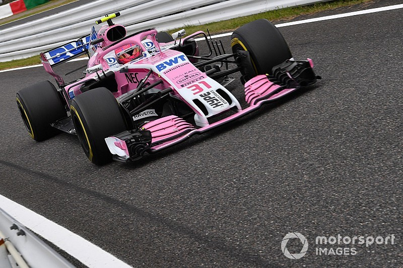 Haas duo surprised by Force India progress